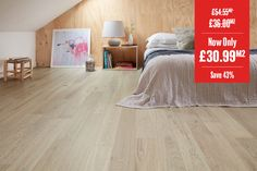 Home Choice Engineered European Select Oak Flooring x Pudding Piccolo Lacquered Engineered Wood Floors, Oak Flooring, Real Wood, Contemporary, Modern, Plank, The Selection, Easy Diy, Cool Stuff