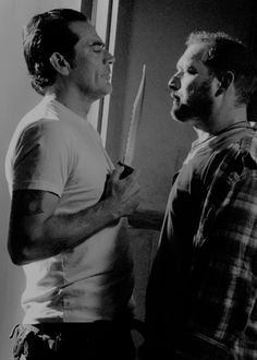 """ Negan in The Walking Dead Season 7 Episode 15 |  Something They Need """
