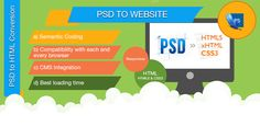 #PSD To #HTML5 #Conversion: Best #Practices