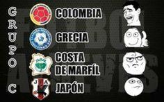 Vea los memes que dejó el sorteo del Mundial Brasil 2014 - Terra Colombia