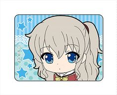 AmiAmi [Character & Hobby Shop] | Charlotte - Petanko Pitatto Mobile Cleaner: Nao Tomori(Released)