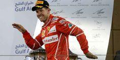 Gran Premio del Bahrain: trionfo Vettel, paura Mercedes Sebastian Vettel trionfa, in Bahrain, dopo una gara superlativa, davanti a Lewis Hamilton e a Valtteri Bottas. Il finlandese umiliato da un doppio ordine di Scuderia. #f1 #ferrari #vettel #mercedes #bahrain