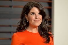 """For most millennials, Monica Lewinsky first entered our consciousness as a punchline. """"The president is going down faster than a intern trying to jazz up her resume,"""" said Don Imus. """"Monica Lewinsky told this month's Cosmo magazine that… Don Imus, Hollywood Story, Mary Louise Parker, Monica Lewinsky, Graydon Carter, Kristin Davis, Still Single, Diane Keaton, Joan Jett"""