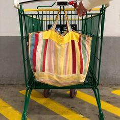 "RullaKoo, Riitta Kahelin's Instagram post: ""#visiblemending #savedfromlandfill #mendingmatters #mindfulmending #marimekkototebag #marimekko #slowfashion #mendingmarathon…"" Visible Mending, Marimekko, Slow Fashion, Tote Bag, Instagram Posts, Bags, Handbags, Carry Bag, Taschen"