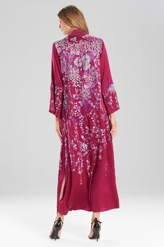 96c16f220b Josie Natori Couture Aurora Caftan Couture Collection