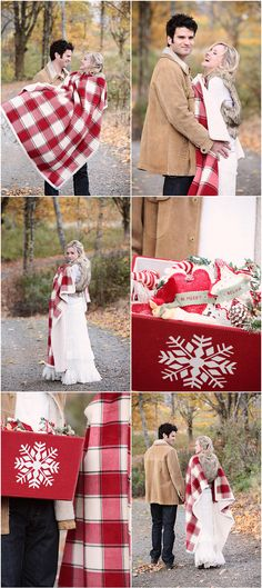 Christmas Tree Farm Engagement_Kristin Vining Photography_003
