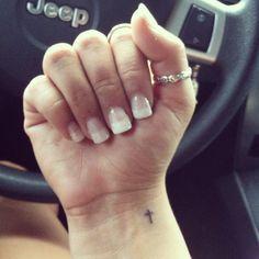 Cute Small Wrist Tattoos For Girls