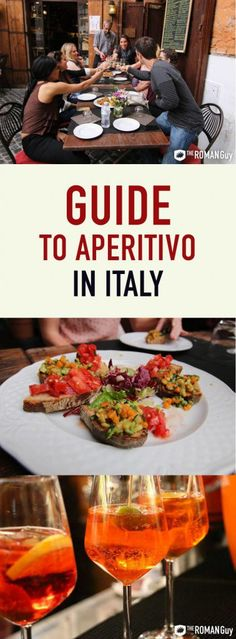Guide to Aperitivo in Italy