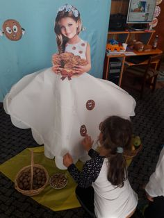 Girls Dresses, Flower Girl Dresses, Victorian, Education, Wedding Dresses, People, Fashion, Dresses Of Girls, Bride Dresses