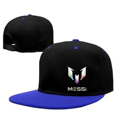 Lionel Messi Personal Logo Men Flexfit Baseball Snapback Hat RoyalBlue  Snapback Hats c7d48556d4bd
