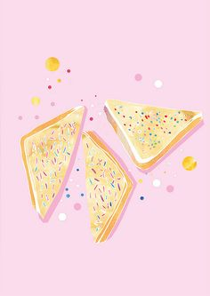 fairy floss bread | Sophie Banh