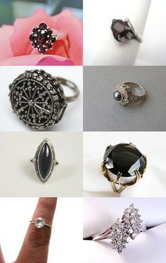 Will You Marry Me #vintage #jewelry from #VogueTeam