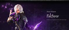 Blade and Soul Paktierer / Warlock  Die neue Klasse und Inhaltsupdate Entfesselt