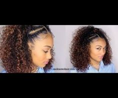 Different Ways to Wear Your Beanie Hat with Natural Hair | Teen ...
