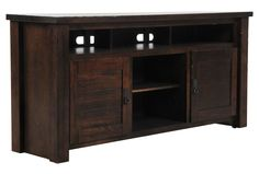 Canyon 64 Inch Tv Console - Signature