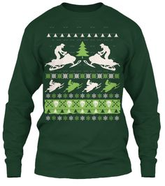 Discover Motocross Ugly Christmas Sweater Long Sleeve T-Shirt, a custom product made just for you by Teespring. With world-class production and customer support, your satisfaction is guaranteed. - Motocross Ugly Christmas Sweater shirt, a real.