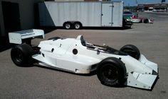 Can-Am Cars   1989 Lola Indy Car T8900 #HU-17