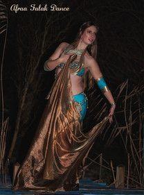 Foto by imago vere Axel Ströming Eman Zaki Designer Kostüm Bauchtanz Orientalischer Tanz Afraa Falak Orient Auftritt