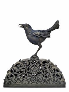 'Satin Bower Bird' by Pierre Diamantopoulo. Part of FAUNA 2015 at gallerytop, opening 9 May