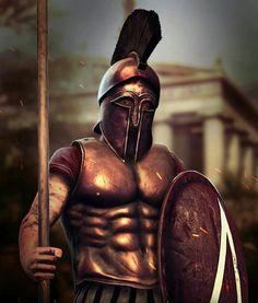 Oplita spartano