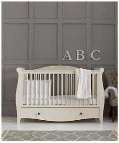 Mothercare Bloomsbury Cotbed http://www.parentideal.co.uk/mothercare--cots-cot-beds.html