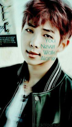 #YouNeverWalkAlone #RapMonster #KimNamjoon #BTS #방탄소년단