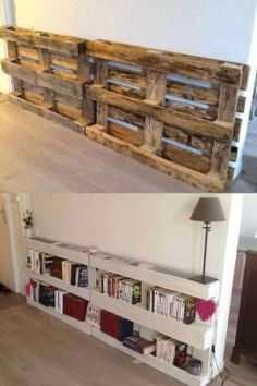 Attractive diy wodden pallet furniture projects (59)