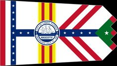 Flag of Tampa is a major city in, and the county seat of, Hillsborough County, Florida, United States. Tampa Florida, Florida City, Tampa Bay, City Flags, Mexico Flag, Flag Vector, Flags Of The World, National Flag, Flag Design