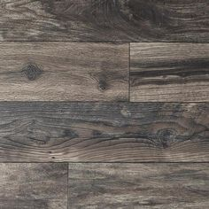 Home Decorators Collection EIR Smokewood Fusion 12 mm Thick x 6-1/16 in. Wide x 50-2/3 in. Length Laminate Flooring (17.07 sq. ft. / case)-HDCWR07 - The Home Depot Waterproof Laminate Flooring, Oak Laminate Flooring, Plank Flooring, Vinyl Flooring, Decorative Wall Panels, Grey Oak, Wood Planks, Picture Design, Barn Wood