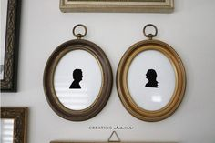Make Your Own Silhouettes - Creating Home