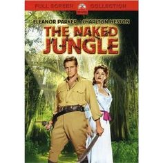 The Naked Jungle - great early Heston movie
