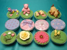 Novelty Cupcakes class