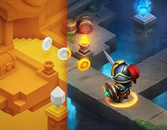 """Check out this @Behance project: """"iOS Games 