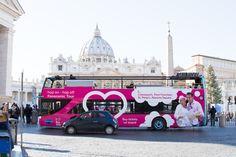 #HopOnHopOff #OpenBus #PanoramicTour #Rome #Roma