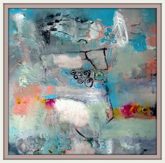 stating the obvious 30x30 canvas wendy mcwilliams