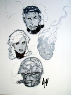 Image of Fantastic Four - Comic Vine