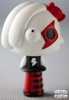 JB, Artist: Paul Shih, Manufacturer: self-produced // Rotocasted.com: For the love of toys!