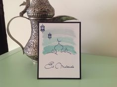 Altenew Ramadan & Eid greeting stamp set combined.