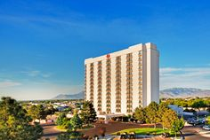Sheraton Albuquerque Airport Hotel - over 12,000 square feet of meeting space