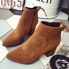 High Help Leather Hot Style Martin Boots