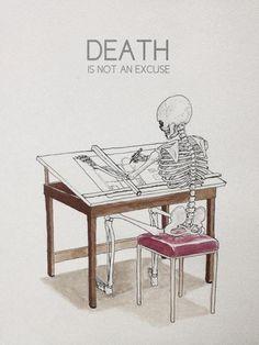 #Arquitectura #deathisnotanexcuse