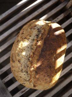 mi pan de semillas