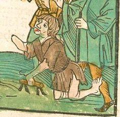 Der Seelen Wurzgarten Augsburg, 1484 GW M41162  Folio NP