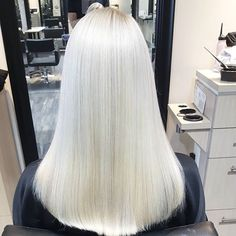 Platinum Hair-Color inspiration