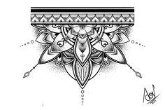 Most Popular Ideas For Half Mandala Tattoo Sleeve Henna Designs Dotwork Tattoo Mandala, Mandala Tattoo Sleeve, Mandala Tattoo Design, Henna Tattoo Designs, Flower Tattoo Designs, Hand Tattoos, Small Wrist Tattoos, Forearm Tattoos, Body Art Tattoos