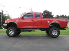 2002 Ford truck - Similar to my truck! Just turned over 60 thousand on it. F150 Truck, Lifted Ford Trucks, Custom Trucks, Cool Trucks, Pickup Trucks, Lifted Jeeps, Ford F150 Custom, Autos Ford, Classic Ford Trucks