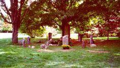 The Ellis Hollow Stone Circle on Ithaca, NY