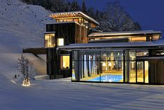 Charming Ski Retreat Where Nature Takes Center Stage: Wiesergut Hotel.    With a perfect location by the ski slopes in Austria's picturesque Saalbach-Hinterglemm region, Wiesergut Design Hotel offers a memorable refuge for winter enthusiasts.