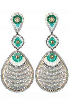 these #drop #earrings are sure to enhance any outfit I NEWONE-SHOP.COM