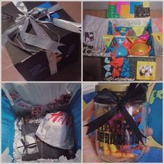 Diy birthday gift for boyfriends  . Special gift !
